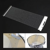 Steel Snare Wire 40 Strand Drum Spring for 14 Inch Snare Drum Cajon Box Drum