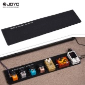 JOYO PC-B Portable Soft Guitar Effect Pedal Board Carpet Pedalboard with 2pcs Hook Fasteners