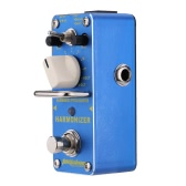 AROMA AHAR-3 Harmonizer Harmonist/Pitch Shifter Electric Guitar Effect Pedal Mini Single Effect with True Bypass