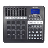 PANDA200 Portable USB MIDI Pad Controller 16 Drum Pads with USB Cable