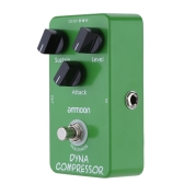 ammoon AP-05 Dynamic Compressor Guitar Effect Pedal True Bypass