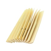 ammoon 10pcs 2.5 2-1/2 Bamboo Reeds Set for Eb Alto Saxophone Sax Accessory Part