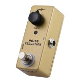 MOSKY MP-40 Noise Gate Noise Reduction Suppressor Mini Single Guitar Effect Pedal True Bypass Gold Color