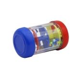9cm/3.5in Mini Rainmaker Tube Shaker Musical Instrument Toy for Toddlers Kids Childern Music Sensory Auditory Training