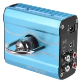 Bravo Audio Ocean Mini Valve Class A Tube Headphone Amplifier with Stereo RCA/ 3.5mm/ 6.35mm Jacks