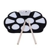 Electronic Roll up Drum Pad Kit