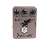 Joyo JF-08 Guitar Digital Delay Effect Pedal True Bypass