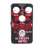 JOYO JF-02 Ultimate Drive Overdrive Guitar Effect Pedal
