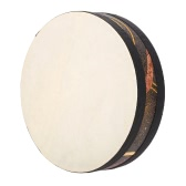 Ocean Wave Bead Drum Musical Instrument Percussion
