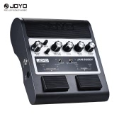 JOYO JAM BUDDY Portable Rechargeable Bluetooth 4.0 Dual Channel 2 * 4W Pedal Style Guitar Amplifier Amp Speaker with Delay Overdrive Clean Effects Built-in Lithium Battery