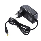 9V 1A Power Supply Adapter Converter for Guitar Bass Effect Pedal 100~240V Input US Plug