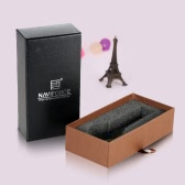 Naviforce Execellent Beautiful Sturdy Slide-drawer Watch Case Elegant Gift Box Multifunctional Storage Box
