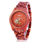 Kimbrel Trendy Unisex Waterproof Wooden Automatic Mechanical Self-winding Watch