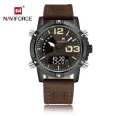 NAVIFORCE NF9095M Dual Display Men Sports Watch