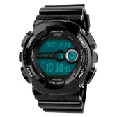 SKMEI Multifunctional Military Digital Watch Cool Fashion Resistant