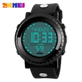 SKMEI Good Quality Digital LED Display Fashion Sports Watch 5ATM Water Resistant Multifunction Man Watch