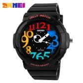 SKMEI Fashion Brand 5ATM Waterproof Quartz Wristwatches Children Boys Girls Fashion Casual Student Sport Watch