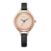 REBIRTH Fashion Casual Quartz Watch Life Water-resistant Watch Women Wristwatches Female