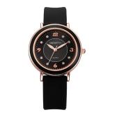 REBIRTH Fashion Casual Quartz Watch Life Water-resistant Watch Women Wristwatch Female