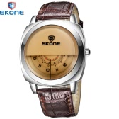 Skone Three Dial Water-proof Wristwatch