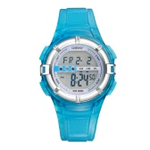 DIRAY Digital Children Student Watch Sport Watches 5ATM Water-resistant Boys Girls Kids Wristwatch with Alarm LED Backlight Function