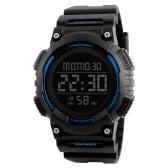 SKMEI Sport Digital Wristwatches Men Watches 5ATM Water-resistant Watch Male Backlight