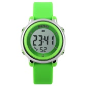 SKMEI Super Cute Sweet Candy Color Children Digital Wristwatch Cool