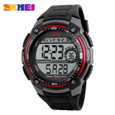 SKMEI 2016 Brand New Outdoor Waterproof Alarm Fashion Wristwatch Men Sports Watch Digital Watches