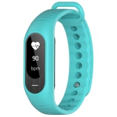 BOZLUN BT4.0 Water-Proof Touch Screen OLED Smart Sports Bracelet Watch Heart Rate/Blood Pressure/Sleep Monitor Pedometer Calorie Fitness Wristwatch for IOS & Android Alarm Distance Anti-Lost + Watch Box