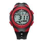 HOSKA 2017 Multi-Function Digital Student Sports Watch Backlight 30M Water-proof Children Boy Girl Wristwatch Alarm Stopwatch 4 Colors + Box