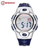 Mingrui 3ATM Water-resistant Multi-functional Children Watch Boys & Girls Sport Wristwatches Student Digital Watches Alarm Backlight