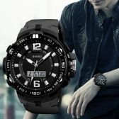SKMEI Sport Digital Watch 5ATM Water-resistant Men Watches Backlight Wristwatch Male Relogio Musculino Chronograph