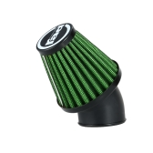 Universal Motorcycle Motorbike Replacement Clamp-on Air Filter 42mm Mushroom Head Cleaner for Scooter