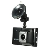 "3"" 1080P FHD Dual Lens Car DVR Driving Recorder Dash Camcorder Night Vision"