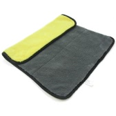 Bicolour Microfiber Coral Fleece Car Cleaning Cloth Multifunctional Wash Washing Cloths Towel 45*38cm