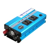 KKmoon 800W Car Power Inverter DC 12V to AC 220V 50Hz with 4 USB Ports / 2 AC Outlets