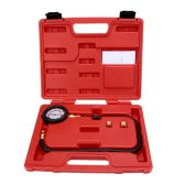 Engine Oil Pressure Tester Pressure Gauge Test Tool Kit 0-100psi
