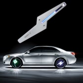 Car Colorful LED Wheel Light Super Cool Autimatic Shine Wheel Lamp Programmable 50 Patterns DIY Flash Animation