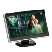 5 Inch TFT LCD Display Monitor Car Rear View Backup Reverse System