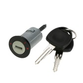 Car Ignition Lock Barrel with 2 Keys for VAUXHALL ASTRA CORSA ZAFIRA MERIVA TIGRA COMBO