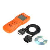OBD OBDII Auto Car Diagnostic Scan Tool 16-Pin Interface Code Reader Scanner CD
