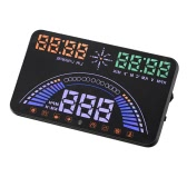 Car HUD Head Up Display OBDII OBD Km/h & MPH GPS Speeding Warning Windshield Projector System