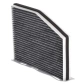 Vehicle Cabin Air Filter CUK2939 for Audi Volkswagen