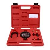 Vacuum & Fuel Pump Pressure Tester Pressure Gauge Test Tool Kit Carburettor Valve