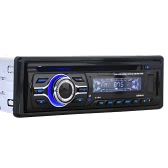 Universal Car CD DVD MP3 Player Stereo Radio Player with In-Dash FM Aux Input SD/USB Port