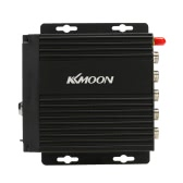 KKmoon Realtime 4CH Car Mobile DVR SD 3G Wireless GPS Video Recorder with Remote Controller Encryption