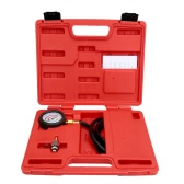 Exhaust Back Pressure Tester Set Pressure Gauge Test Tool Kit Sensor