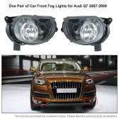 Pair of Car Front Fog Lamp LED Lights for Audi Q7 2007-2009
