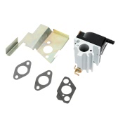 Carburetor for Tecumseh 640020B 640020A 640020 640020C Carb Replacement with Gaskets and Plate