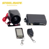 Steelmate T8210 Car Alarm Security System with Touch Screen Transmitter